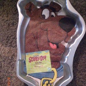 Wilton Scooby Doo Cake Pan
